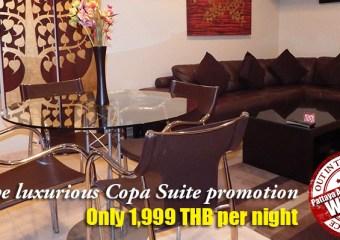 Copa Suite Promotion