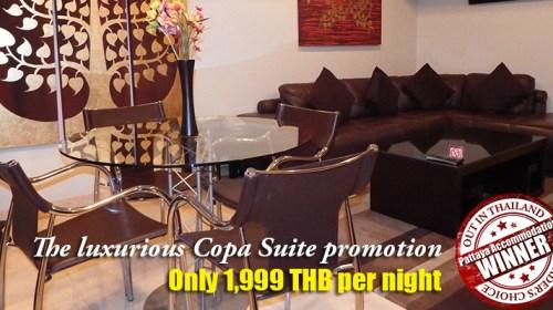 copa hotel pattaya copa suite promotion
