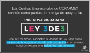 LEY 3 DE 3