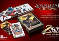 In arrivo da Da Pix'n'Love la Collector di Samurai Shodown per Switch