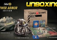 Unboxing Fallut 76 Power Armor Edition