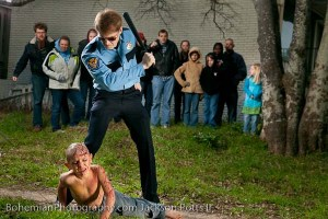 Police Abusing Children