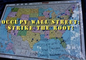 Occupy Wall Street: Strike The Root! Video Contest