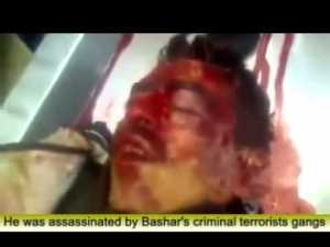 Police murder one of their own for refusing to shoot peaceful protesters – Syria