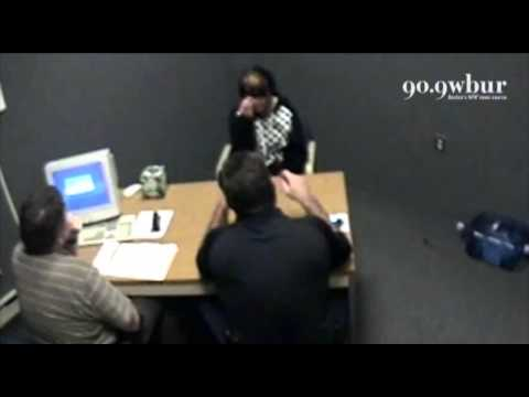 Video thumbnail for youtube video Worcester, MA - Tape of illegal interrogation released   Cop Block