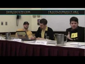 On Civil Disobedience: A Conversation from Liberty Forum 2012