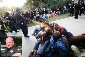 U.C. Davis officer responsible for pepper-spraying students permanently removed