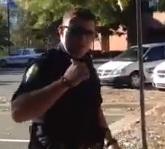 Cop Blocker Confronts Officers on Speeding