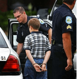 19 Crazy Things That School Children Are Being Arrested For in America