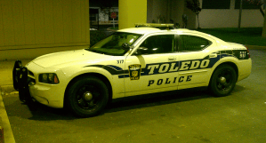 Jason Phillips Caged For Sharing the Name of Toledo PD Employee