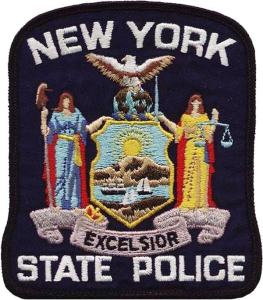 New York State Trooper Arrested for DWI After Crashing his Car
