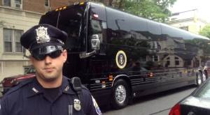 Rochester, NY Police officer Jonathan M. Kent Caught on Video Violating My First Amendment Right, at President Obama Visit