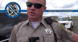 Illegal Traffic Stop of Animal Rights Activists by Malheur County (Oregon) Sheriff's Deputies