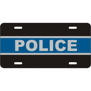Ticket for Trying to Get Cops License Plate Number?