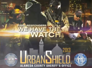 This weekend in Oakland: Urban Shield – the latest in security theater