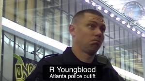 Atlanta Police Not Too Talkative, Save for the Undercovers