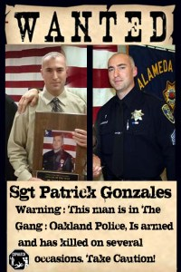 Sergeant Patrick Gonzales Confronted During National Day of Action (for Andy Lopez) – Oakland California