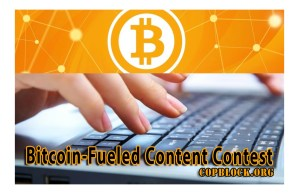 Bitcoin Fueled Contest Entries
