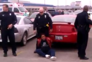 Pregnant Woman Tasered by Springfield (IL) Cops Files Lawsuit