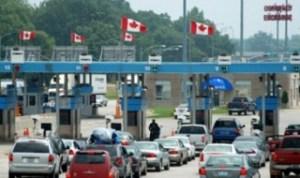 Canada Border Patrol Search