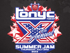 Connect, Outreach this Thursday in San Antonio at Tonyc Summer Jam