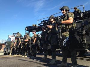 Police State Monday: Comprehensive Ferguson Timeline, Mentally-Ill Woman Shot By Police While Holding Cordless Drill, LAPD Beat Another Man To Death, And MUCH MORE