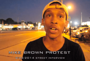 Mike BlueHair Returning to Ferguson to Ensure Truth is Captured