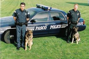 Pasco WA police kill man for throwing rocks