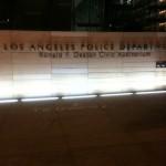 LAPD HQ Chalk13