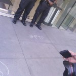 LAPD HQ Chalk4