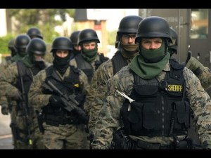 Militarized Police Training in DeKalb, IL