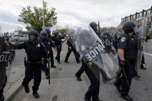In Baltimore, Police Thuggery is the Real Violence Problem