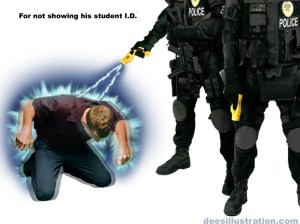 Cops Arrest Man For Filming, Allow Taser Use to Improve Morale!
