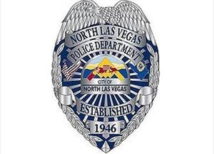 North Las Vegas Police Badge