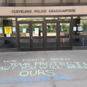 Chalk The Police State 2015: REVIEW