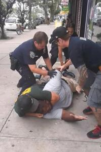 Sgt. Kizzy Adonis charged in Eric Garner homicide