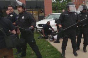 Independent Media Being Targeted at Recent Police Brutality Protests
