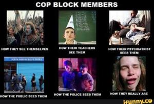 CopBlock.org Is A Police Propaganda Campaign To Create Chaos
