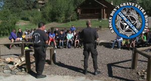 Police Set Up Summer Camps Around the Country To Indoctrinate Kids