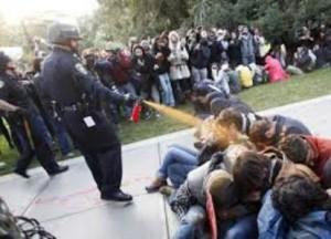LT John Pike UC Davis Pepper Spray