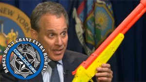 New York Holds Real Guns To Retailers Heads For Selling Toy Ones