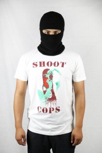 Shoot Cops T Shirt