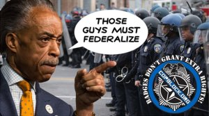 Federal Takeover Of Police Underway In Baltimore