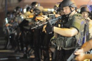 Are Police Domestic Soldiers Terrorizing Communities?