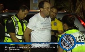 Florida Fair DUI Attorney Arrested Then Un-Arrested