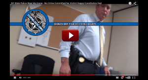 NY State Police Steal Property – Without Any Crime And No Warrant