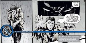 DC Comics' Dark Knight Batman Takes on Police State Topics