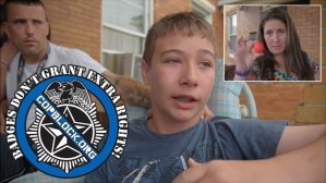 13-Year-Old Witness Says Cop Shot Unarmed Uncle Over Chapstick