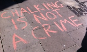 The Case Against the MAC Crew for Chalking