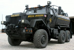 First Police Department Voluntarily Denies 1033 Military Surplus Program